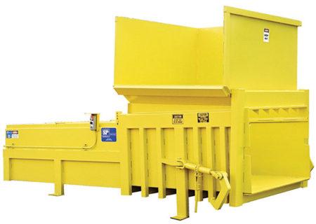 4 cu yd Industrial Compactor